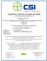 сертификат шлема для парапланеризма - EN 966